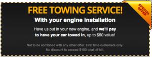 Free Towing