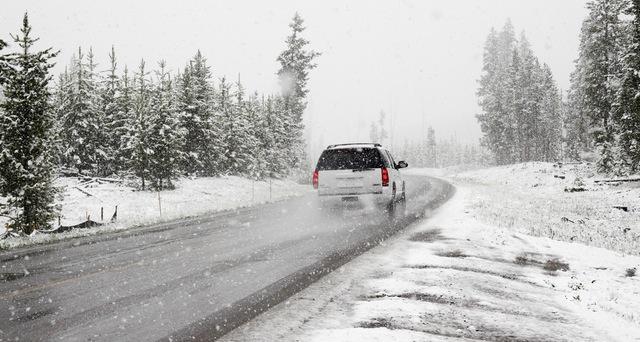 common winter car problems